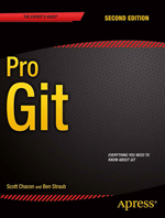 Pro Git by Scott Chacon and Ben Straub